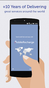 MobileRecharge - Mobile Top Up- screenshot thumbnail