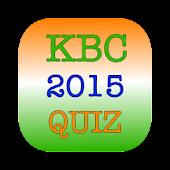 KBC 2015 Crorepati Quiz