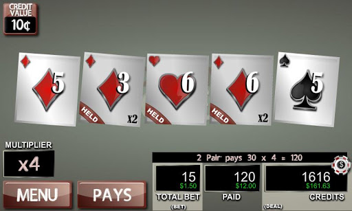 Hot Hand Poker Lite