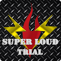 SuperLoud Trial, Audio Player logo