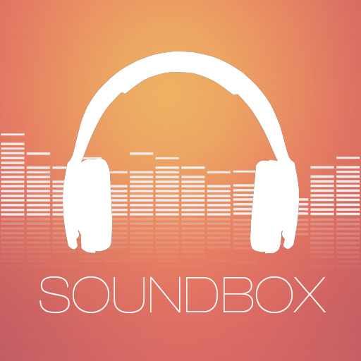 SoundBox LOGO-APP點子