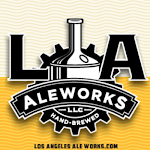 Los Angeles Ale Works Palerma Pilsner