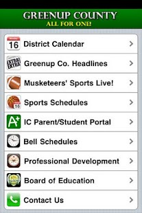 Greenup County Schools - screenshot thumbnail