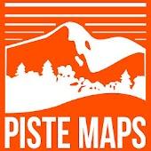 Piste Maps: L'espace Killy
