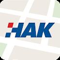 HAKmap