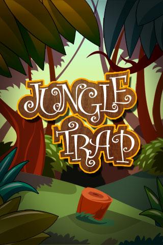 Jungle Trap - Match Three Game