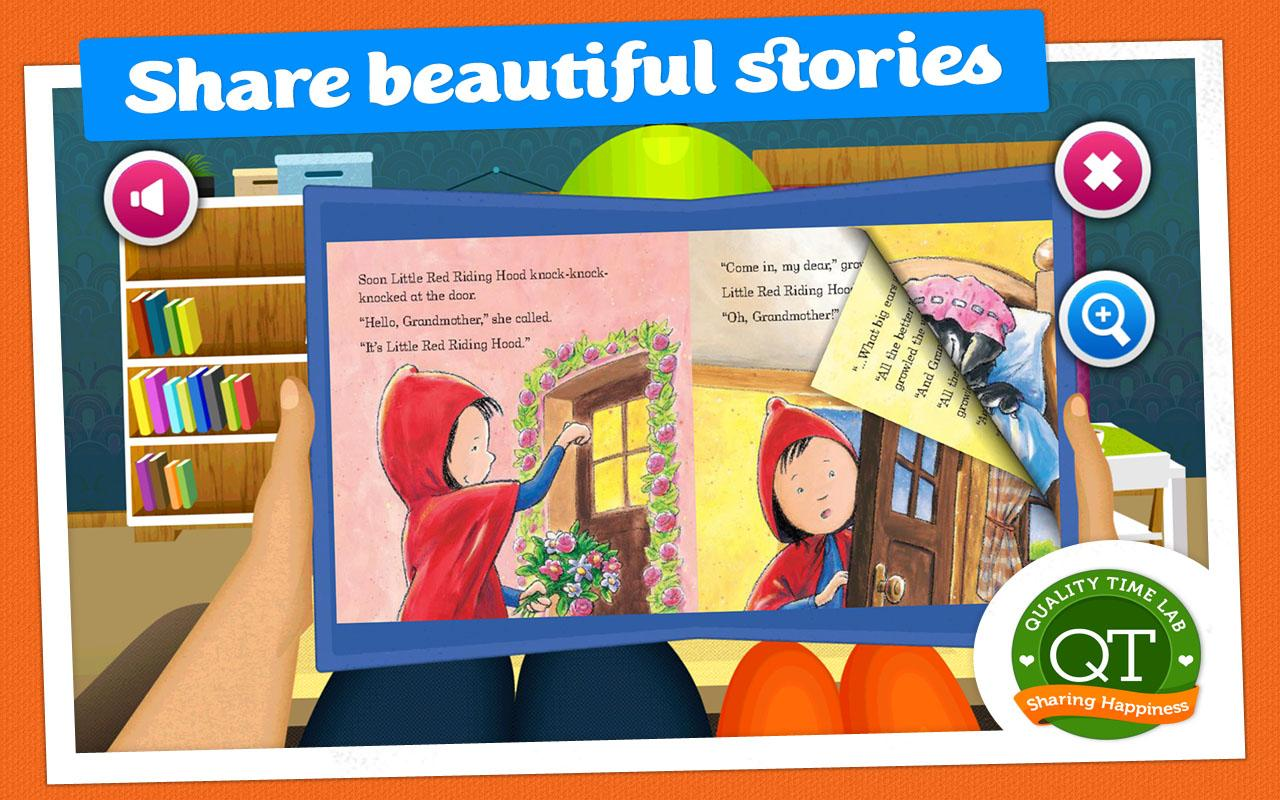 Family Time: games books songs- screenshot
