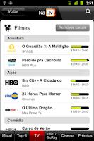 Screenshot of NaTV - Guia de TV e Cinemas