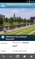 Screenshot of Oklahoma Guide by Triposo