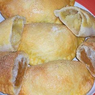 Empanada`s Met Ananas En Pompoen