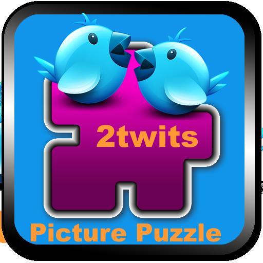 2twitspicpuzzle LOGO-APP點子