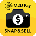 M2U Pay Snap&Sell