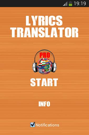 Lyrics Translator Pro Offline