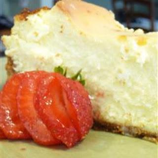 SuzyQ's Elegant Cheesecake