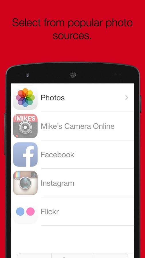 Mike's Camera - screenshot