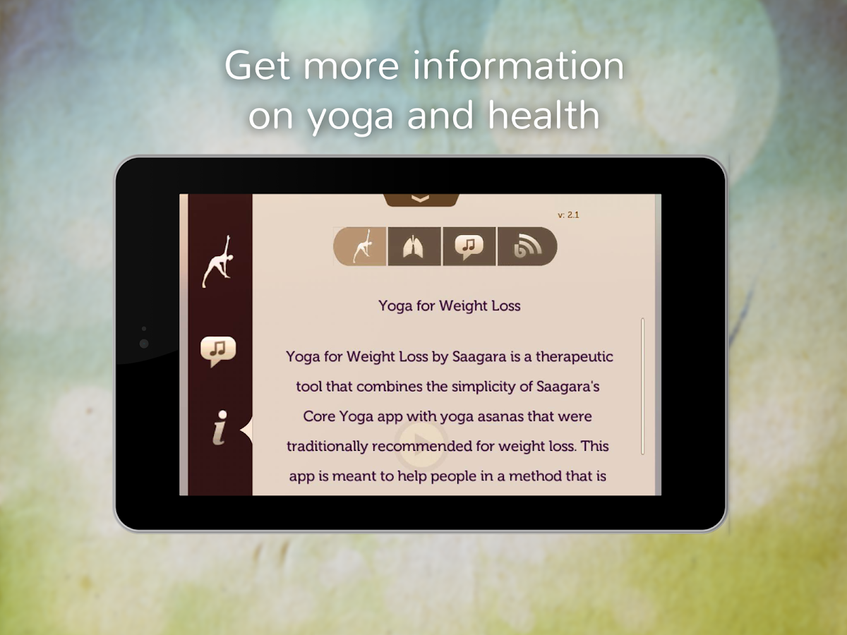 voted top health app of 2014 by leading doctors voted top yoga app ...
