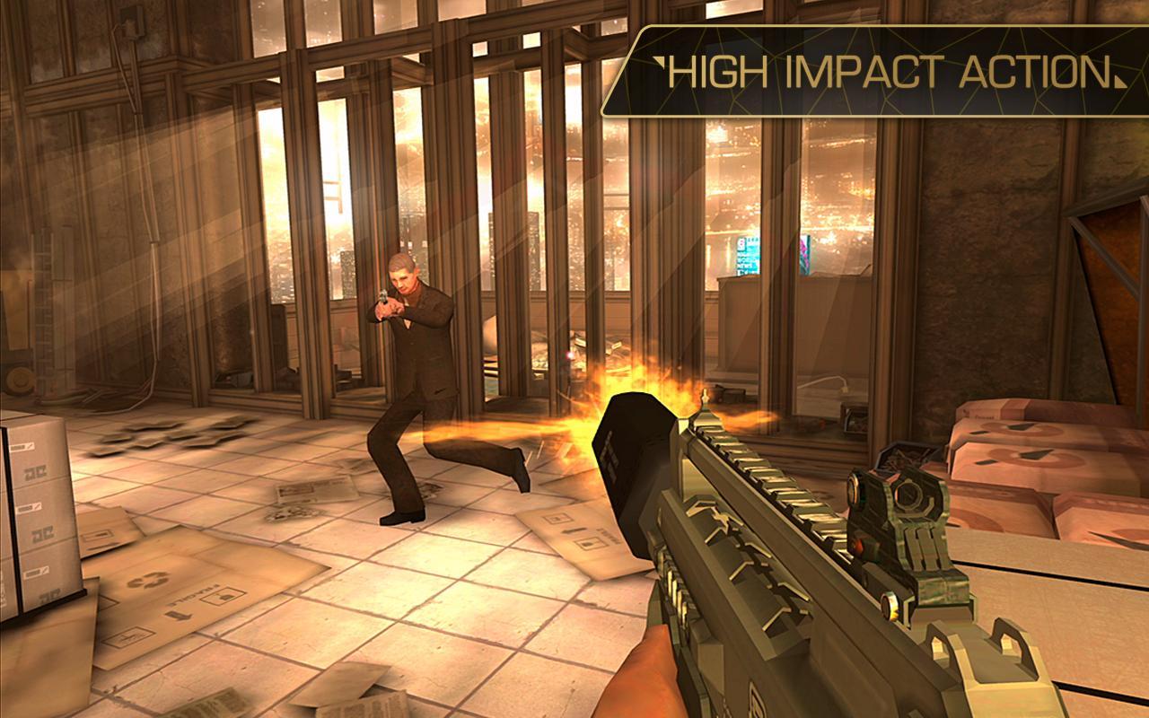 Deus Ex: The Fall screenshot #9