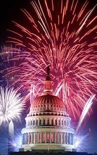Fireworks Live Wallpaper Screenshot Thumbnail