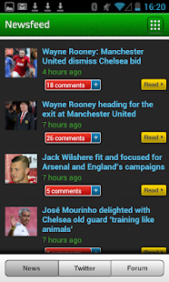Fantasy iTeam 13/14 - screenshot thumbnail