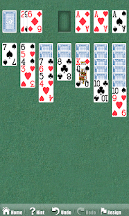 Astraware Solitaire- screenshot thumbnail