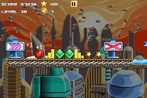 Screenshot of FastBall 3