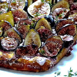 Fig and Goat'S Cheese Tart Recipe