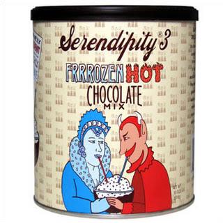 Serendipity 3's Frrrozen Hot Chocolate