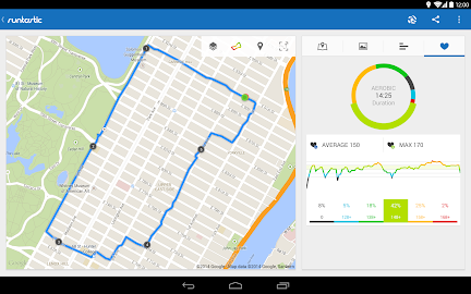 Runtastic Running PRO Screenshot 5