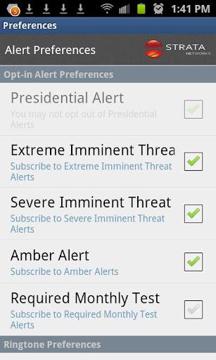 Strata Alerts