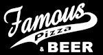 Logo for Famous Pizza & Beer