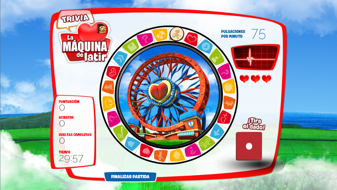 Trivia La Máquina de Latir- screenshot