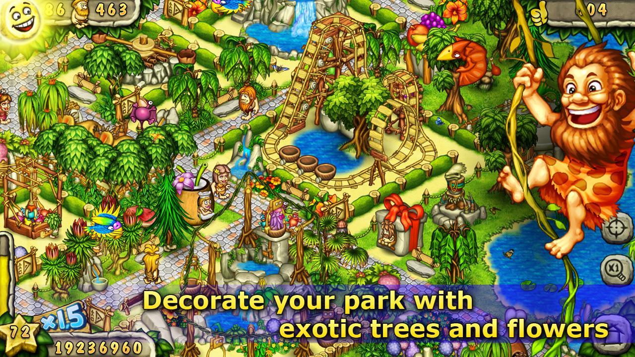 Prehistoric Park Builder screenshot #10