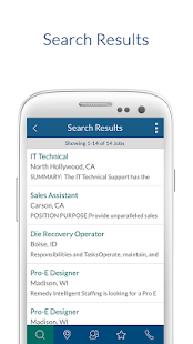 Job Finder from Select Family - screenshot thumbnail
