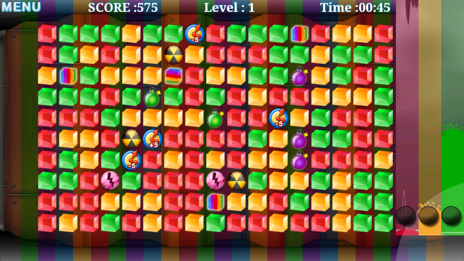Cube Crush- screenshot