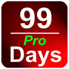 Countdown in Status Bar Pro icon