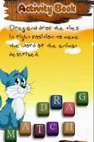 Screenshot of ActivityBook
