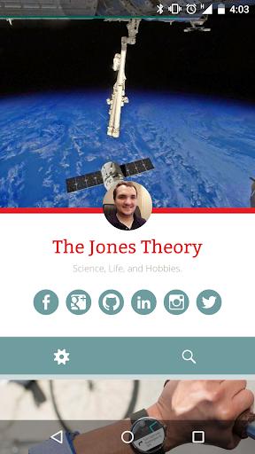 The Jones Theory - Blog
