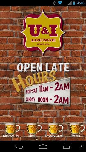 U I Lounge