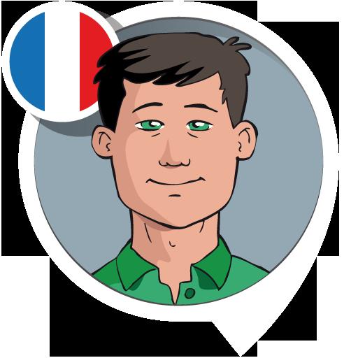 Damien voice (French)