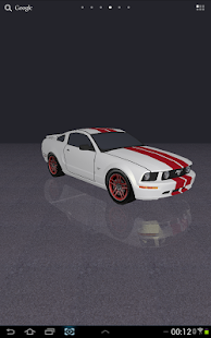 Mustang 3D Full- screenshot thumbnail