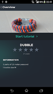 Paracord.eu Knots screenshot