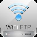 WiFi FTP Pro (File Transfer) icon