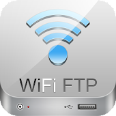 WiFi FTP Pro (File Transfer)