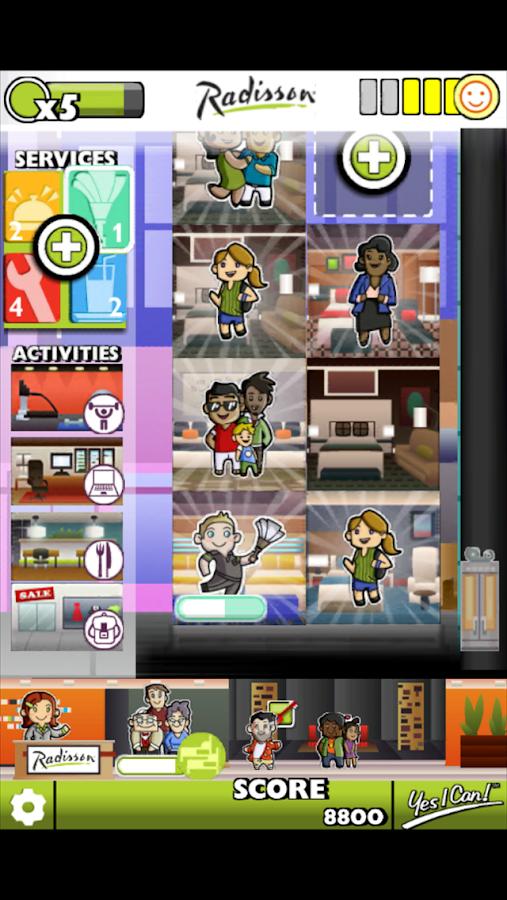 Rad Hotel - screenshot