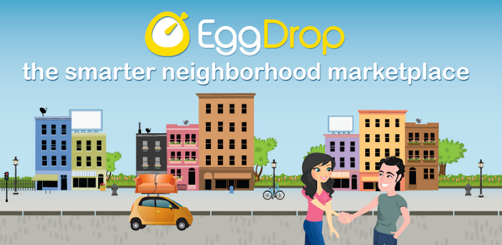EggDrop - Local Marketplace