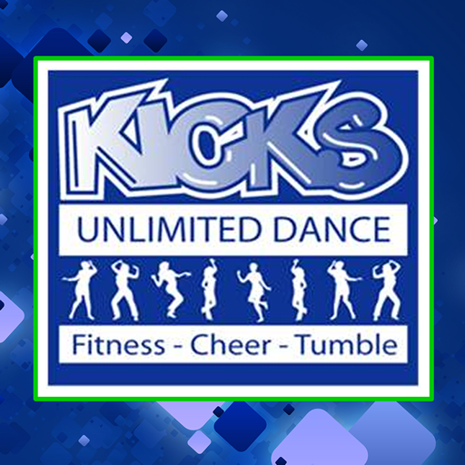 Kicks Unlimited Dance LOGO-APP點子