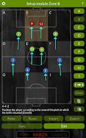 Screenshot of Karza Football Man. 2016