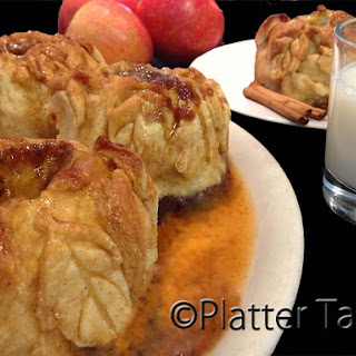 Old-Fashioned Apple Dumplings