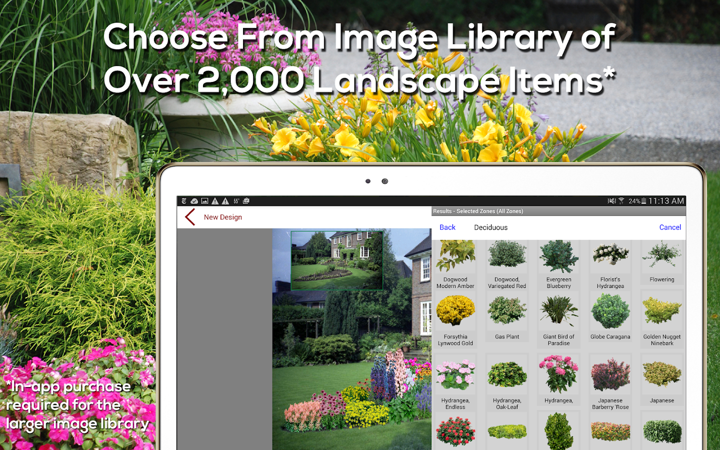 Pro landscape home android apps on google play for Garden design app for pc