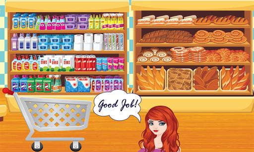 波莉购物清单游戏